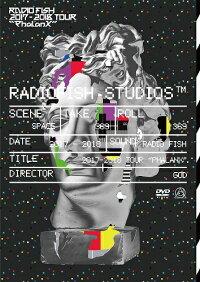 "RADIOFISH2017-2018TOUR""Phalanx""通常盤DVD【予約】"