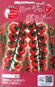 マロウの地中海トマトルージュドボルドーミニトマト種子100粒【イタリアトマト】【野菜の種】