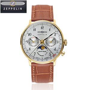 [正規輸入品] ZEPPELIN ツェッペリン LZ129 HINDENBURG ヒンデンブルク ドイツ製 腕時計 70391 メンズ【包装】【のし】【メッセ入力】【名入れ】【送料無料】7039-1