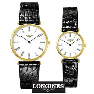 [ロンジン]ラグランクラシックドゥロンジン腕時計(メンズ)