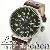 ラコ Laco 腕時計 861690 パイロットウォッチ 21系自動巻シリーズ Aachen アーヘン メンズ【送料無料】【包装】【のし】【メッセ入力】【名入れ】【新品】【10P04Mar17】