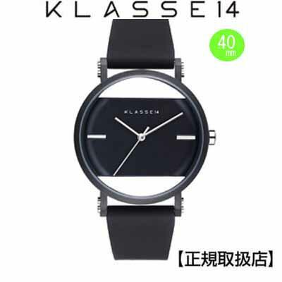腕時計, ペアウォッチ 14 KLASSE14 JTJane TangKLASSE14 imperfect arch Black Perfectly IM18BK006M ( 40mm 1!!
