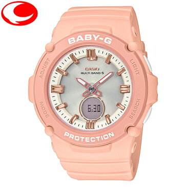 (あす楽)カシオ CASIO Baby-G BGA-2700-4AJF タフソーラー電波ウォッチ レディース 腕時計 【楽ギフ_のし宛書】【楽ギフ_包装】【楽ギフ_メッセ入力】【送料無料】【20年4月発売】