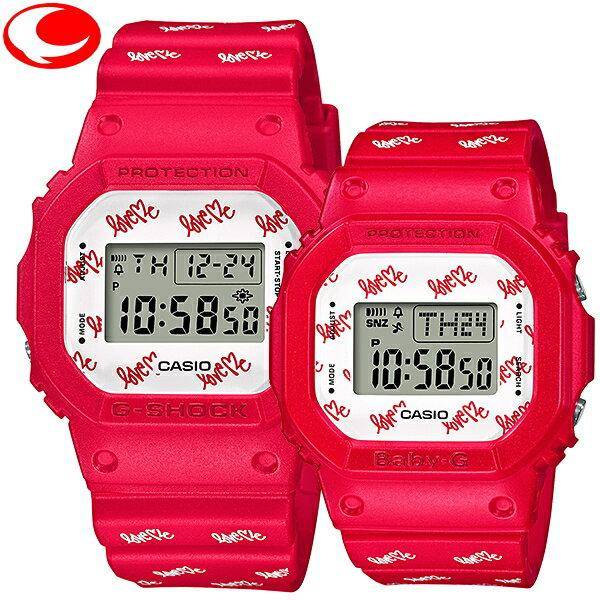 腕時計, ペアウォッチ ()201120 Love Me CASIO G-SHOCK Baby-G LOV-20B-4JR B BOX