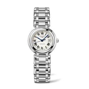 (あす楽)ロンジン 腕時計 LONGINES ロンジン PrimaLuna(プリマルナ) レディース L8.110.4.71.6 -ロンジン公式サイト登録/正規販売店 -正規2年保証が付いております。【送料無料】L81104716
