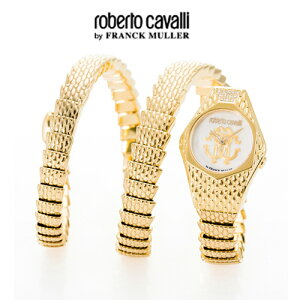 (Tomorrow) Roberto Cavalli by Frank Muller Ladies Watch RV2L021M00211 [Free Shipping] [Mother's Day] [Gifts] [Gifts] [Packaging]