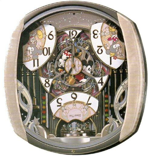 セイコー 掛け時計 ディズニータイム カラクリ FW563A  【のし書き】【ギフトメッセージ】【名入れ】¥75,600-:時計・宝石のヨシイ