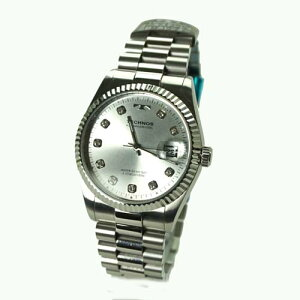 テクノス(TECHONOS)腕時計クロノグラフ10気圧防水TGM615SB