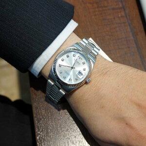 (即日発送)テクノス(TECHNOS)腕時計5気圧防水T9402SS【RCP】【最安値挑戦】【送料無料】【_包装】10P05Dec15