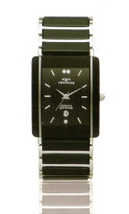 テクノス(TECHONOS)腕時計3気圧防水サファイアガラスTAM530TBメンズ