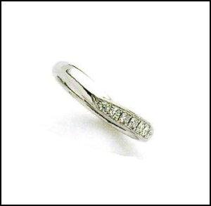 ラザールダイヤモンド結婚指輪・マリッジリング・(プラチナ)写真上ダイヤ入りURB904【_包装】【_のし】【_のし宛書】【_メッセ入力】【_名入れ】【smtb-kd】