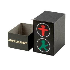 アンペルマン腕時計オートマスクエアレッドAPR-4971-19APR-4971-19