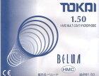 TOKAI(東海光学)ベルーナハードマルチコート(屈折率1.50)球面レンズ無色2枚1組