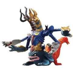 【中古】【開封】【未使用】バンダイ ウルトラ怪獣シリーズ2008MOVIE ギガキマイラ