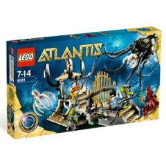 5702014602182【新品】LEGO レゴ アトランティス 巨大イカのゲート 8061