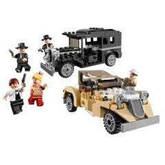 5702014533721【新品】LEGO レゴ インディ・ジョーンズ 上海チェイス 7-14 7682
