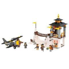 5702014261693【新品】【箱ダメージ有】レゴ LEGO 世界の冒険シリーズ 秘境の古寺 7+ 7417