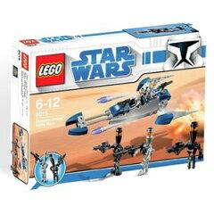 5702014533226【新品】LEGO レゴ スターウォーズ アサシン・ドロイド バトル・パック 8015