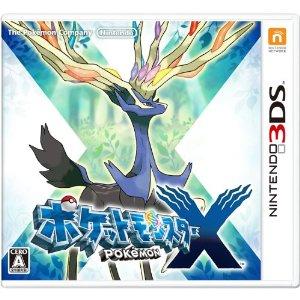 4902370521047【新品】任天堂 ニンテンドー3DS Nintendo ポケットモンスターX ポケモンX pokem...