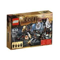 5702014960961【新品】LEGO レゴ ホビット 79001 闇の森の巨大クモ レゴジャパン レゴブロック