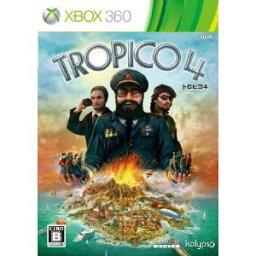 【大特価】【新品】XBOX360 / Tropico4 トロピコ4 日本版【送料無料】【代金引換不可】【ゆうメール】