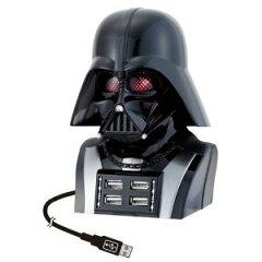キューブ ダースベイダー USB ハブ スターウォーズ