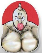 【未開封】タイトーくじ本舗 キン肉マン ~7人の悪魔超人編~ D賞 立体マウスパッド キン肉マ…