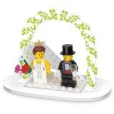 673419163583【未開封】LEGO レゴ ミニフィグ ウェディング・ファイバー(結婚式のギフト) 85334...