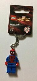 【新品】LEGO レゴ マーベル スーパーヒーローズ 850507 スパイダーマン キーチェーン キーホルダー キーリング【送料無料】【代金引換の場合は+900円】【ゆうパケット】