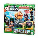 【新品】QIXELSクイックセルズ スタータードライスピナーセット ファンタジーワールドクラフト メガハウス おもちゃ