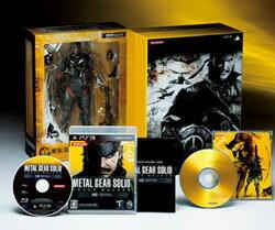 【新品】【PS3】メタルギア ソリッド ピースウォーカー HD エディション プレミアムパッケージ (PSP版「メタルギアソリッド ピースウォーカー」ダウンロードコード同梱)