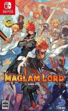 Switch/MAGLAM LORD/マグラムロード/【パッケージ版】