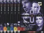全巻セット【中古】DVD▼X-ファイル エイト シーズン8(6枚セット)File801〜821▽レンタル落ち 海外ドラマ