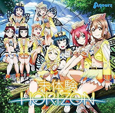 サウンドトラック, TVアニメ CDAqoursAqours 4th SingleHORIZONBD