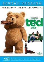 【バーゲンセール ケース無】【中古】Blu-ray▼テッド ted ブルーレイディスク▽レンタル落ち
