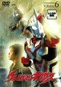 【中古】DVD▼ウルトラマンネクサス 6(第21話〜第24話)▽レンタル落ち