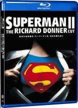 【バーゲンセール ケース無】【中古】Blu-ray▼スーパーマン II リチャード・ドナー CUT版 ブルーレイディスク【字幕】▽レンタル落ち