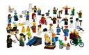 22種類の人形を組み立てられる!レゴ はたらく人形セット