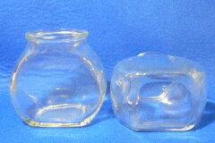 透明ガラスコルク口 タイコ200木口 容量OF223ml