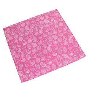 #218266ハブアハンク HAV-A-HANK バンダナ EASTER EGGS PINK イースターエッグ・ピンク 55×55cm