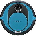 MONEUAL JAPAN 掃除機 クレモン MR6680J-L [ブルー] [タイプ:ロボット 集じん容積:0.6L HEPA...