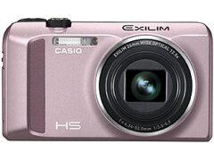 光学12.5倍ズームレンズを搭載したデジタルカメラカシオ デジタルカメラ HIGH SPEED EXILIM EX-...