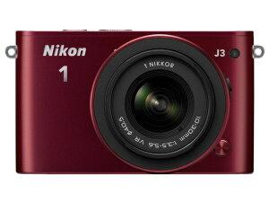 「Nikon 1 J3」と「1 NIKKOR VR 10-30mm f/3.5-5.6」のセットニコン デジタル一眼カメラ Nikon ...