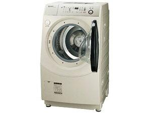【代引不可】シャープ 洗濯機 ES-V540-NR [洗濯機スタイル:洗濯乾燥機 ドラムのタイプ:斜型 ...