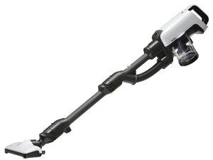 東芝 掃除機 トルネオ ヴイ コードレス VC-CL100(W) [グランホワイト] [タイプ:スティック/ハンディ 集じん容積:0.25L コードレス:○]