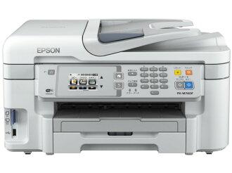 愛普生商務噴墨印表機 PX M740F [類型: 噴墨印表機最大紙張大小: A4 解析度: 4800x2400DPI 功能傳真 / 影印機/掃描器]