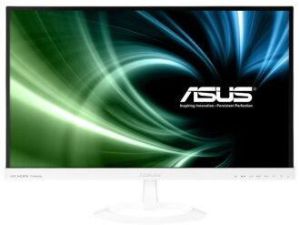 華碩液晶顯示器及液晶顯示器 VX239H-W [23 英寸的白色] [尺寸: 23 英寸顯示器提示: 寬屏解析度 (標準): 全高清輸入終端: D-Subx1/HDMIx2]