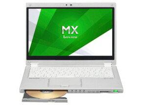 【ポイント5倍】パナソニック ノートパソコン Let's note MX3 CF-MX3JMCCS [液晶サイズ:12.5インチ CPU:Core i5 4310U(Haswell)/2GHz/2コア SSD容量:128GB メモリ容量:4GB OS:Windows 7 Professional 32bit(Windows 8.1 Proダウングレード権行使)]