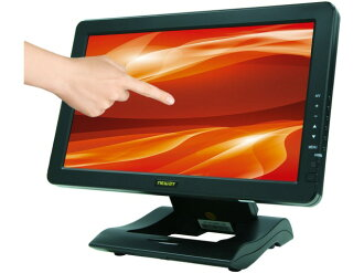 [10.1 英寸的液晶顯示幕 CL1012NT / ADTECHNO 液晶顯示器 [監測大小: 10.1 寸顯示器提示: 寬屏解析度 (標準): WSVGA 輸入終端: D-Subx1/DVIx1/HDMIx1 / 複合 x 2]