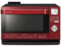 シャープ電子オーブンレンジヘルシオAX-CA100-R[レッド系]